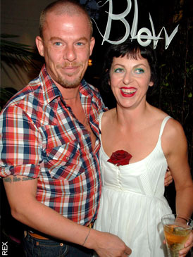 Mcqueen and Isabella