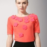 Lunchtime buy: Sonia by Sonia Rykiel sequin flower knit