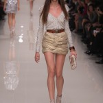 Burberry goes 3D at LFW
