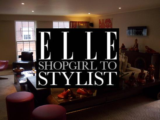 Elle launches Shopgirl to Stylist