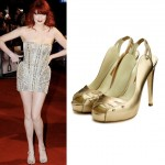 Florence shows her love for Zuhair Murad