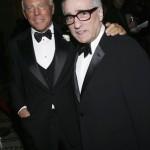Giorgio Amarni honours Martin Scorsese and Leonardo DiCaprio