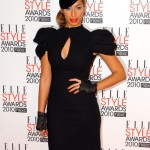 Leona Lewis loves fashion