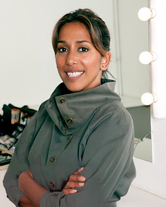 Five minutes with Make up Artist Nadira V Persaud