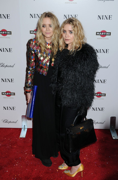 Ashley Olsen; Mary-Kate Olsen