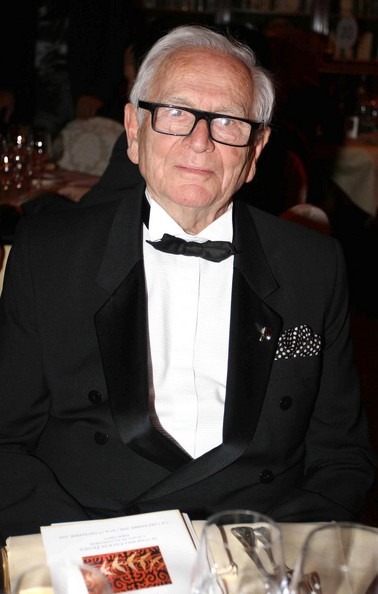 Pierre Cardin receives Superstar award