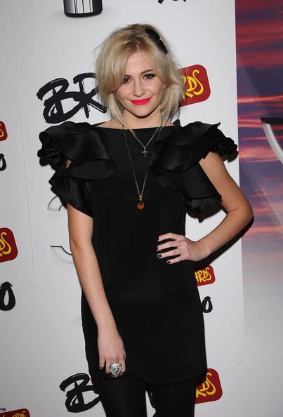 Pixie Lott designs for Lipsy