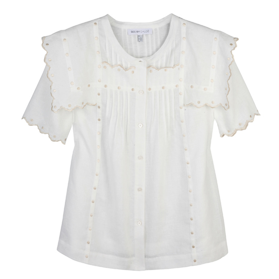 Bargain Buy: See by Chloe shirt