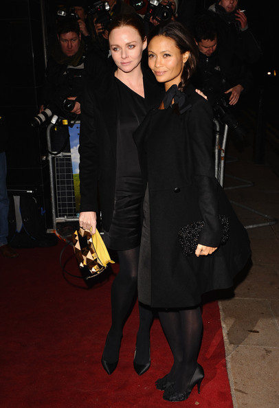 Stella McCartney & Thandie Newton