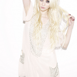 Taylor Momsen for New Look: confirmed