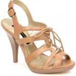 Lunchtime buy: French Connection Jaycee Nude shoe