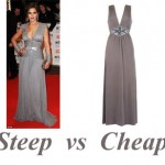 Steep vs Cheap: Cheryl Cole's National Television Awards dress