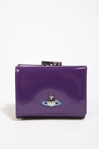 Lunchtime buy: Vivienne Westwood framer purse