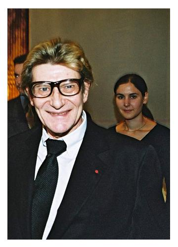 Yves Saint Laurent: genius or addict?