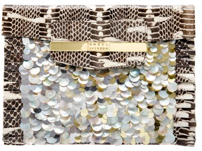 Lunchtime buy: Angel Jackson Pearly Queen clutch