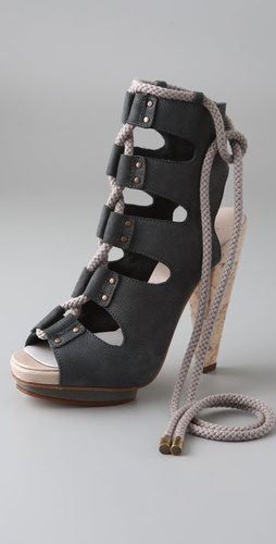 Lunchtime buy: Derek Lam Odesa lace up sandals
