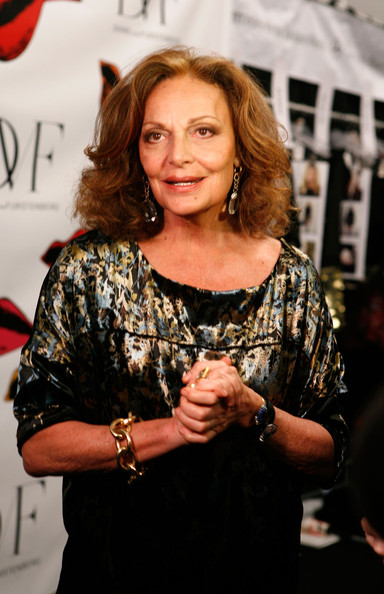 Diane von Furstenberg for Claridge's
