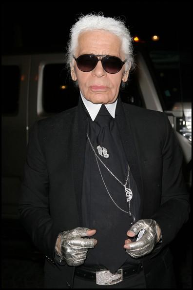 Honouring Karl Lagerfeld
