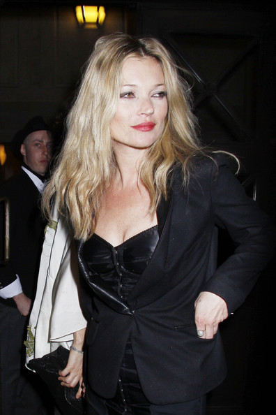 Kate Moss acts?