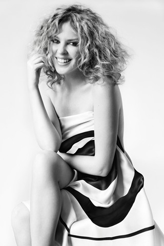 Kylie Minogue for Fashion Targets Breast Cancer