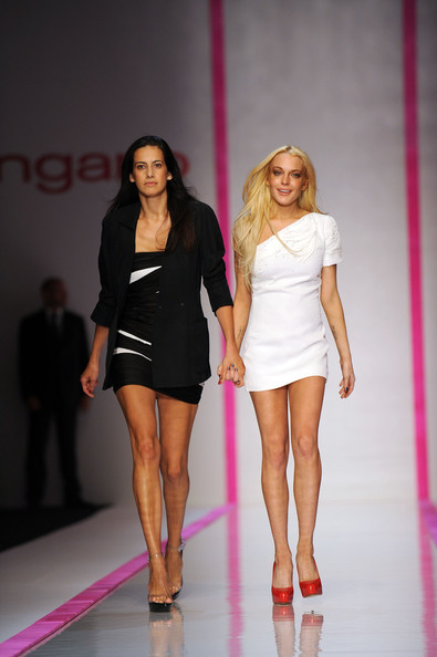 Lindsay Lohan fired from Ungaro?