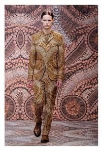 Alexander McQueen Menswear AW10