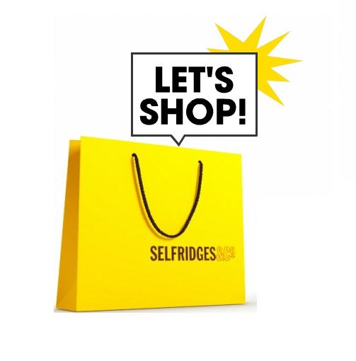 Selfridges launches online store