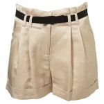 Lunchtime buy: Topshop belted shorts