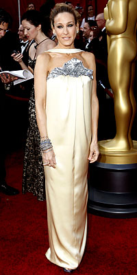 Oscars 2010: the dresses