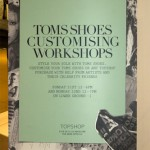 TOMS and Topshop Event