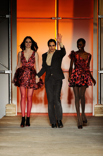 Zac Posen to design Coco Rocha's wedding dress?