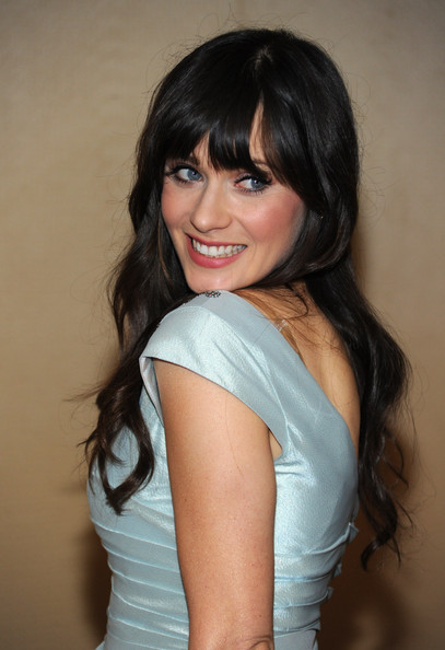 Rimmel London scores Zooey Deschanel
