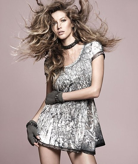 First look: Gisele for Colcci