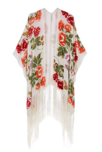 Lunchtime buy: Kite and Butterfly fringed jacket