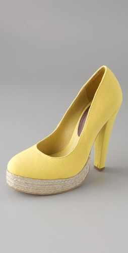 Lunchtime buy: Madison Harding Elliston Espadrille pumps