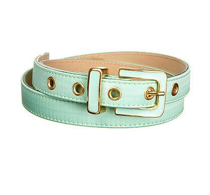 Bargain Buy: Mint Green Belt