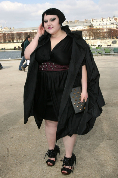 Beth Ditto's back for Evans