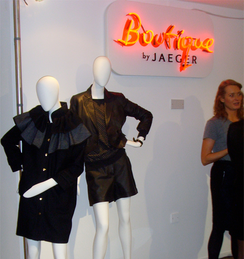 Boutique by Jaeger Press Day