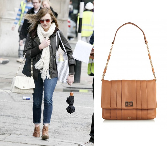 Fearne Cotton in Anya Hindmarch Gracie Bag