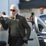 Karl Lagerfeld's New York honour