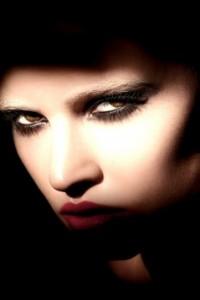 Lara Stone for Giorgio Armani Cosmetics