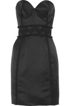 Lunchtime buy: Luella black corset dress