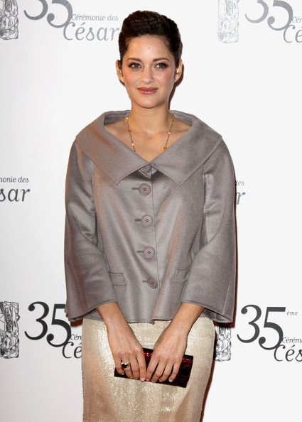 Marion Cotillard replaces Carla Bruni