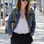 Rachel Bilson for Sunglass Hut