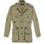Lunchtime buy: Rag & Bone military jacket