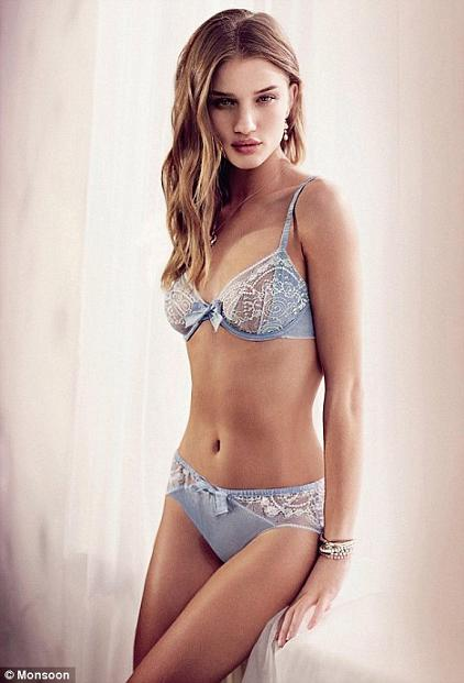 Rosie Huntington-Whiteley for Monsoon