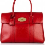 Lunchtime buy: Mulberry Bayswater leather bag