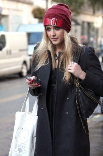 Fearne Cotton in Angel Cat Sugar