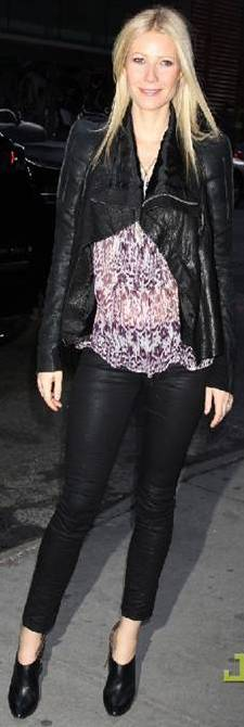 Gwyneth Paltrow in J Brand