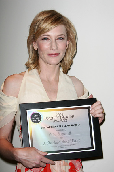Roger Vivier designs for Cate Blanchett